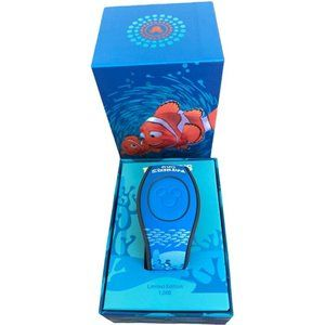 Disney Nemo Fathers Day Magic Band Limited Edition